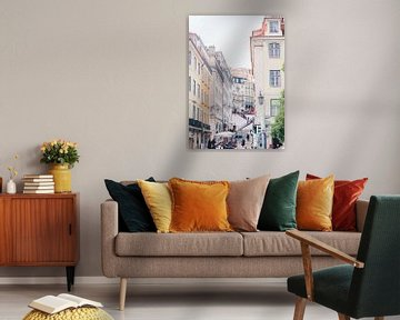 Straßen von Lissabon von Studio Stiep