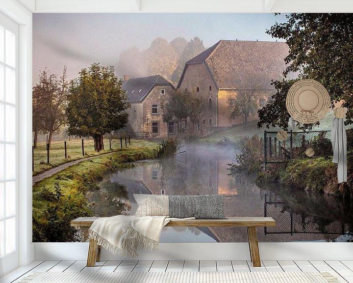 Sfeerimpressie behang: Watermolen @ Wijlre van Rob Boon