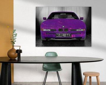 BMW 8 Reeks Kunstwagen van aRi F. Huber