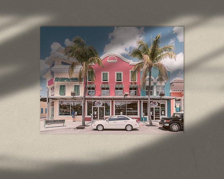 Sfeerimpressie: Fort Myers I van Michael Schulz-Dostal