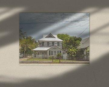 Key West III van Michael Schulz-Dostal
