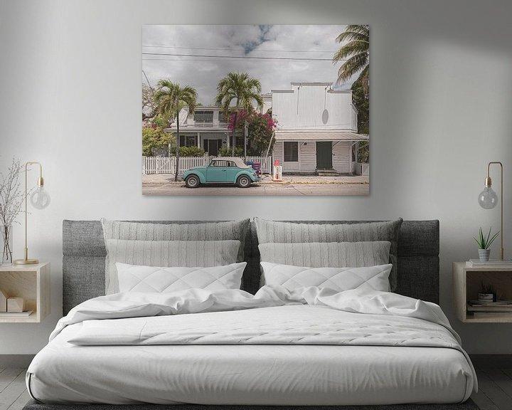 Sfeerimpressie: Key West II van Michael Schulz-Dostal