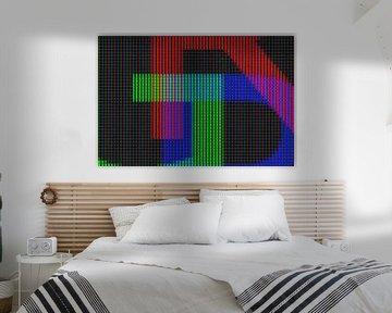 RGB (red, green, blue) van Sander Groffen