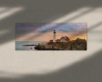 Portland-Scheinwerfer, Maine