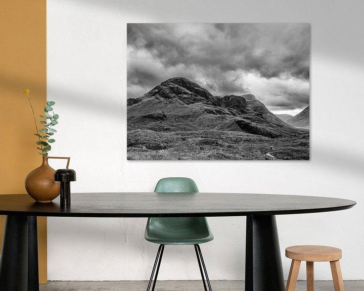 Sfeerimpressie: Glencoe van Johan Zwarthoed