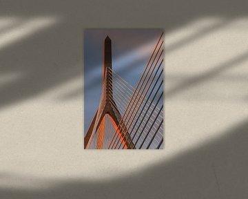 Leonard P. Zakim Gedächtnisbrücke, Boston