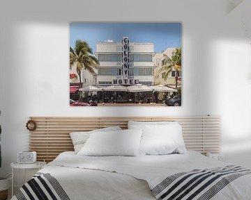 Miami Beach II van Michael Schulz-Dostal