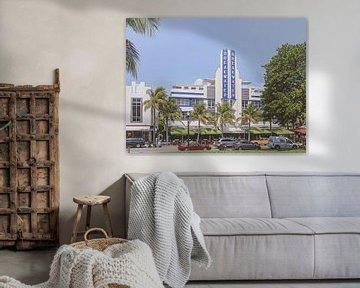 Miami Beach III van Michael Schulz-Dostal