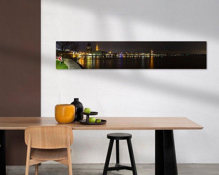Sfeerimpressie: Stad Roermond van Delano Gonsalves