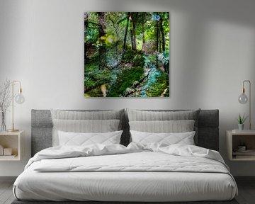 Fairy Tale Forest I van Caroline Boogaard