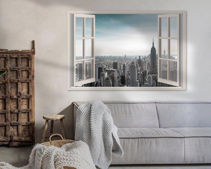 Sfeerimpressie: Manhattan hotel van Co Seijn