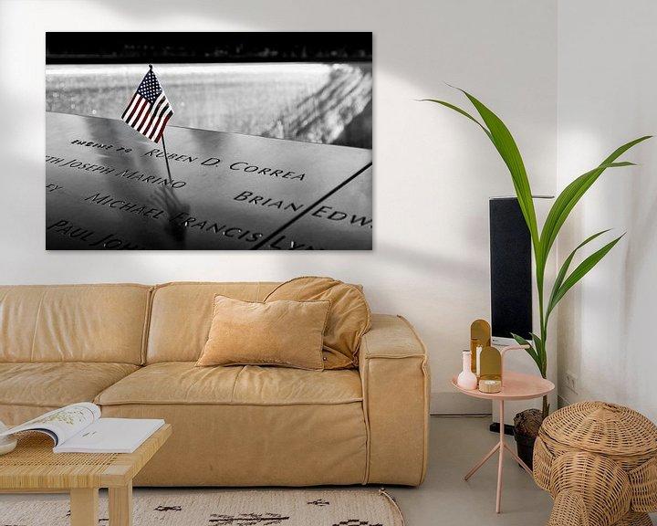 Sfeerimpressie: Helden van 9/11 van Daan van der Heijden