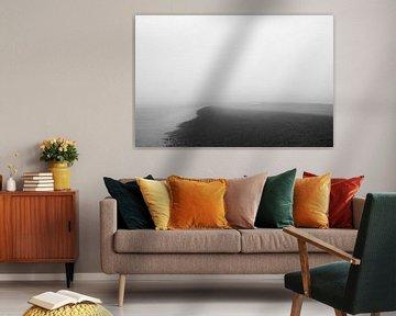 Meeresnebel von Elke van Hessem