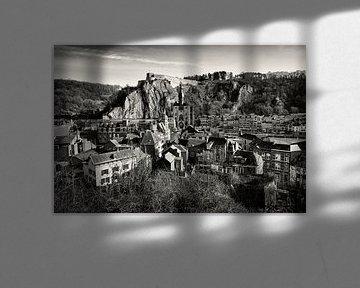 Stadtbild Dinant von Rob Boon