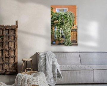 Une maison luxuriante en Provence sur Christian Müringer