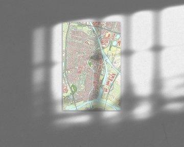 Kaart vanNieuwegein