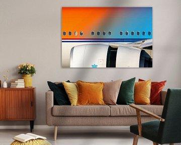 Orange Pride van Martin Boschhuizen