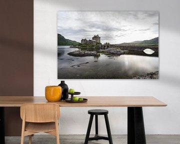 Schloss Eilean Donan, Schottland von Jeroen Verhees
