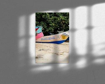 Bateau Lombok Indah sur Dieuwertje Van der Stoep