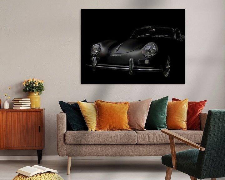 Beispiel: Porsche 356 A von aRi F. Huber