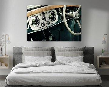 Lancia Astura dashboard van Sjoerd van der Wal