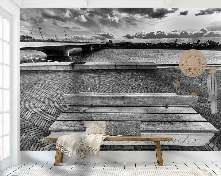 Beispiel fototapete: Lentse Warande von Maerten Prins