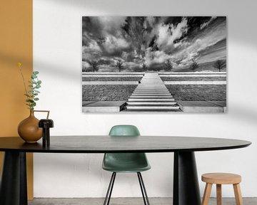 Escaliers de la Lentse Warande