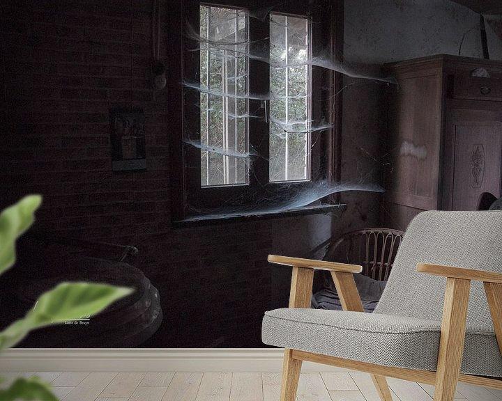 Beispiel fototapete: Wohnzimmer von lotte .de Bruyn