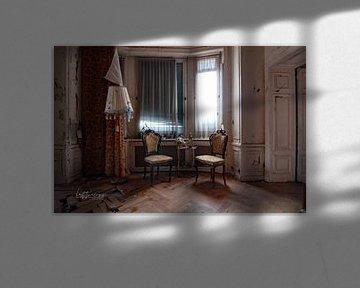 Stühle von lotte .de Bruyn