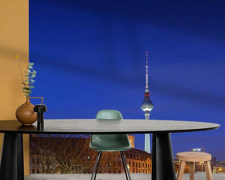 Impression: Le ciel de Berlin sur Frank Herrmann