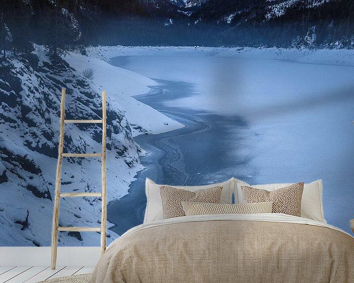 Beispiel fototapete: Wenn es wieder kälter wird von Thomas Weber