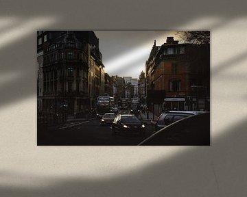 Straatfoto Liverpool van Erik Juffermans