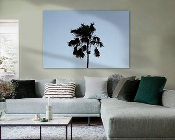 Palmboom in Indonesië. van Erik Juffermans