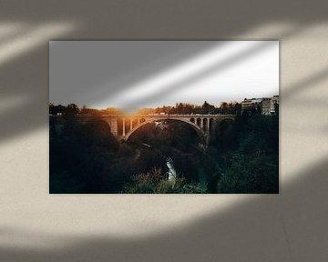 Luxemburg stad van Marion Stoffels