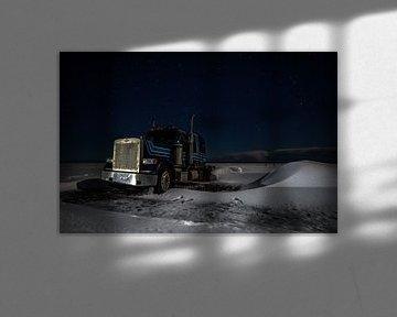 Peterbilt Truck van Mario Calma