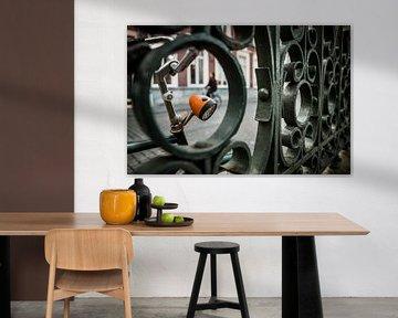 Breda Oranje-Zwart van JPWFoto