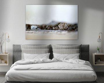 Gebrochene Wand von Tessa Wassenberg