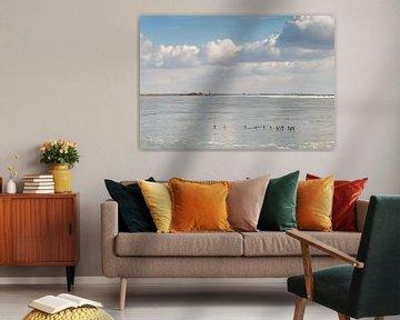 IJselmeer van Johanna Blankenstein