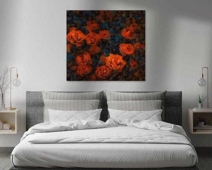 Sfeerimpressie: Roses van Jacky Gerritsen