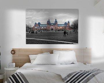 Rijksmuseum Amsterdam van Johnny van der Leelie