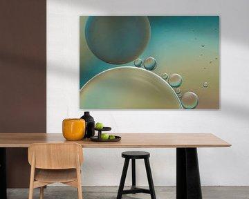 Tropfen | Öl auf Wasser von Marianne Twijnstra-Gerrits