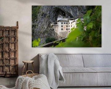 Predjama castle slovenia von Tomas Woppenkamp