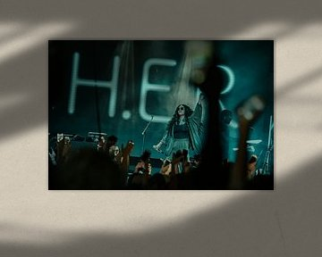 H.E.R. Concert van Jordy Brada