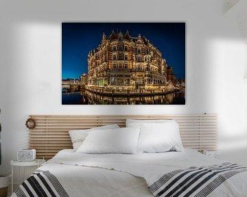 Das schöne Hotel De L'Europe Amsterdam. von Claudio Duarte