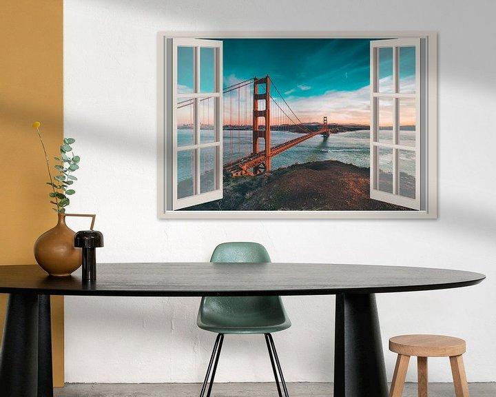 Sfeerimpressie: Golden Gate Hotel van Co Seijn