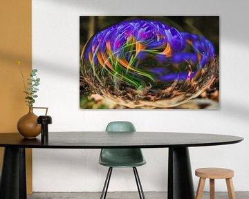 Concept flora : Thanks to you von Michael Nägele