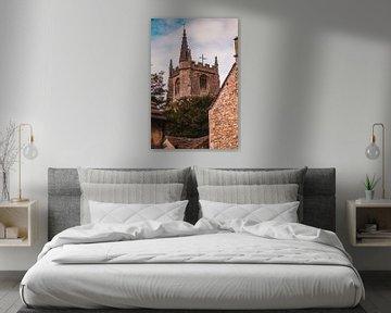 Angleterre - Église du château de la Combe sur Marco Scheurink