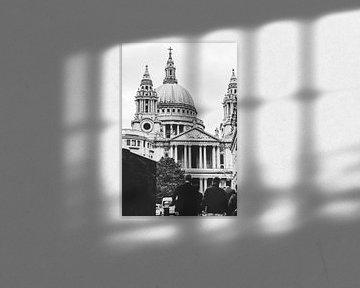 England - St. Paul's Kathedrale von Marco Scheurink