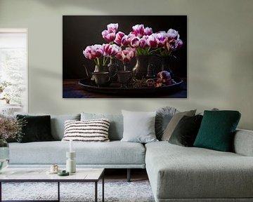 Tulpen von Josette Alkema