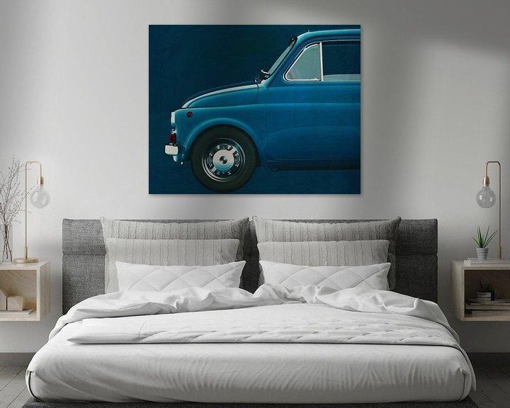 Beispiel: Fiat Abarth 595 1968 Seite von Jan Keteleer